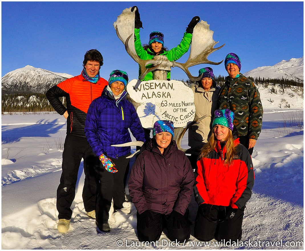 #1 Alaska Northern Lights Tour with Wild Alaska Travel in Wiseman