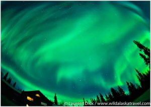 Alaska Northern Lights viewing