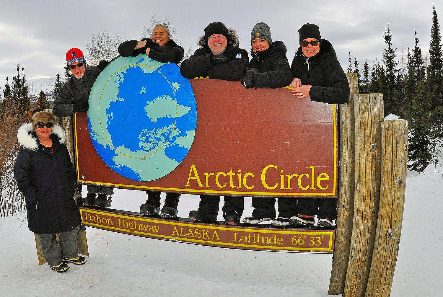 Arctic Circle - Dalton Highway