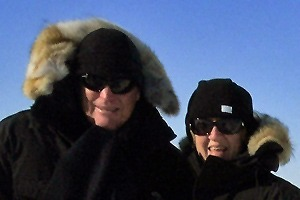 Bill-and-Dian-Taylor-Iditarod-Finish-Northern-Lights-Tour-Testimonial