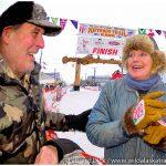 Bob-Bourguignon-and-Libby-Riddles-Iditarod-Nome-Photo-c-Laurent-Dick-Wild-Alaska-Travel