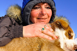 Dawn-Oleck-Bourgingnon-Testimonial-Wild-Alaska-Travel-Iditarod-Finish-Northern-Lights-Tour