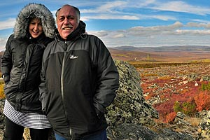 Hans-and-Anina-Bodenstein-South-Africa-Wild-Alaska-Travel-Guest-Testimonial