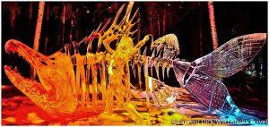 Ice Carving World Championships Fairbanks