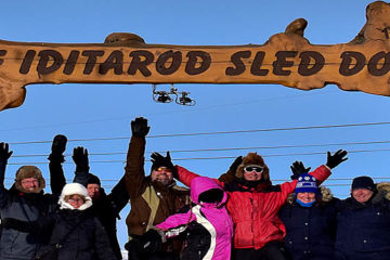 2019 Iditarod Tour package in Nome with Wild Alaska Travel