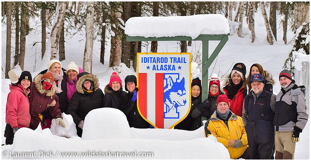 Iditarod Start Tour with Wild Alaska Travel