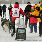 Lance-Mackey-Iditarod-Champion-with-Wild-Alaska-Travel-Guests-Photo-c-Laurent-Dick