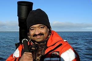 Nirmalya-Chakraborty-Alaska-Polar-Bear-Northern-Lights-Tour-Guest-Testimonial