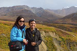 Ruth-Zhang-and-David-Tan-Singapore-Wild-Alaska-Travel-Guest-Testimonial